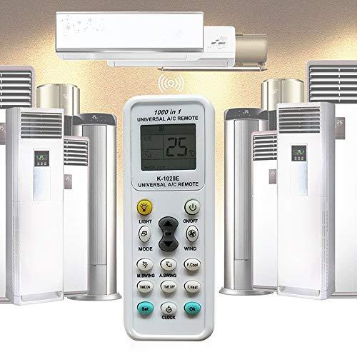 Control remoto universal de aire acondicionado, Universal Control Remoto del Aire Acondicionado,…