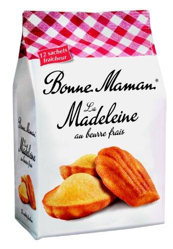Bonne Maman Madeleine au Beurre Frais 300g, 2er Pack (2 x 300 g)