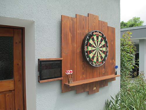 WDS Darts Sports Holz Surround, Outdoor