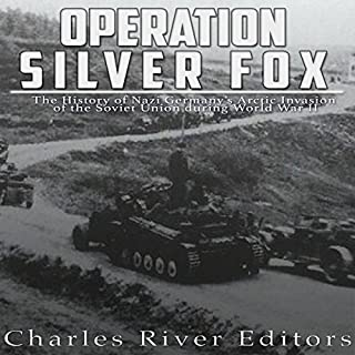 Operation Silver Fox cover art
