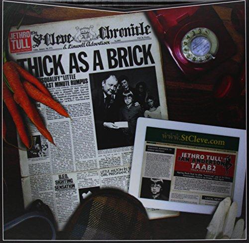 Thick As a Brick / Thick As a Brick 2 [Disco de Vinil]