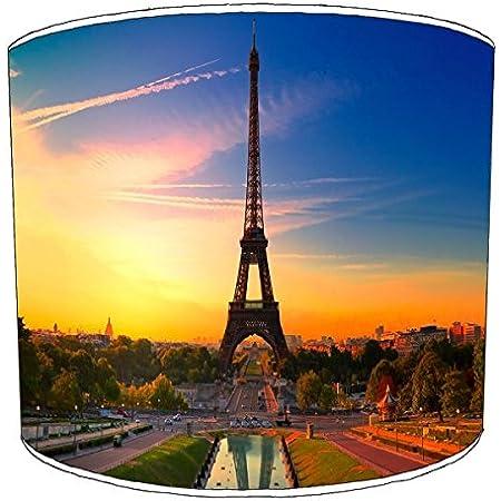 Premier Lighting Ltd 8 inch Paris Abat-jour5 pour Un plafonnier