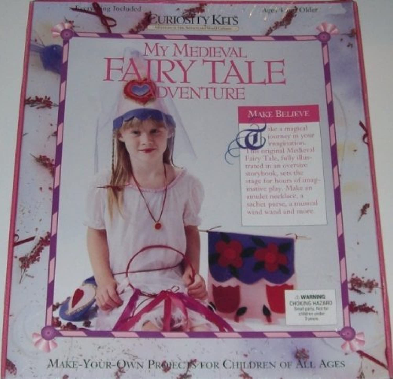 My Medieval Fairy Tale Adventure by Curiosity Kits
