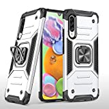 SORAKA Case for Samsung Galaxy A90 5G with Metal Ring