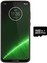 Motorola Moto G7+ Plus (64GB + 64GB MicroSD) Dual SIM 6.2