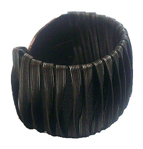 VeTo Fingerring, handgehämmertes beschichtetes Kupfer, variable Fingergröße, R06B217. Originalpreis 49,95