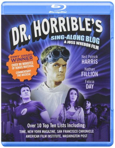 Dr Horribles Sing-along Blog [Blu Ray]