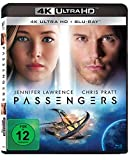 Passengers (+ 4K Ultra HD-Bluray) [2 Blu-rays]