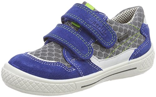 Superfit Jungen Tensy Surround Sneaker, Blau (Bluet Kombi), 32 EU