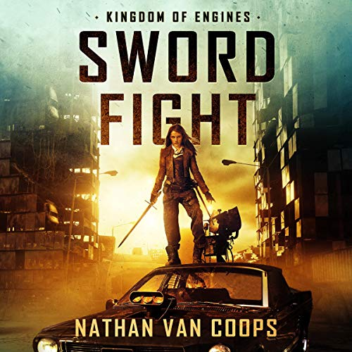 Page de couverture de Sword Fight