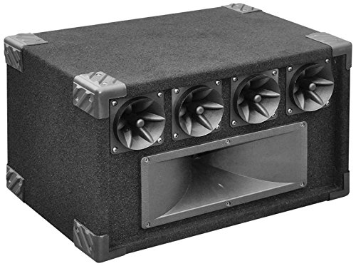 Soundlab 5-Wege-Hochtöner-Lautsprechersystem, 400 W