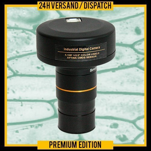 OCS.tec DCM-510 Mikroskopkamera 5.1 MP