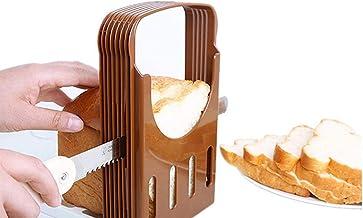 N/R 1 unid Recién Llegado de plástico para Pastel de Pan Moldes de Pastel Cuadrados Herramientas para Hornear, Marrón