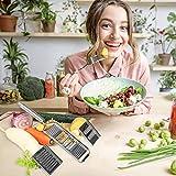 Zoom IMG-1 mandolina tagliaverdure professionale da cucina