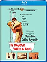 It Started With a Kiss [Blu-ray]