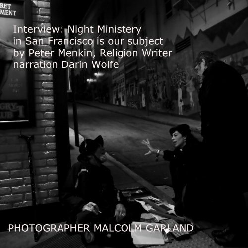 Interview: Night Ministery in San Francisco audiobook cover art