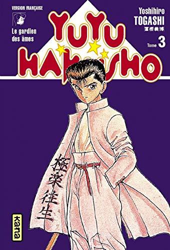 Yuyu Hakusho, tome 3