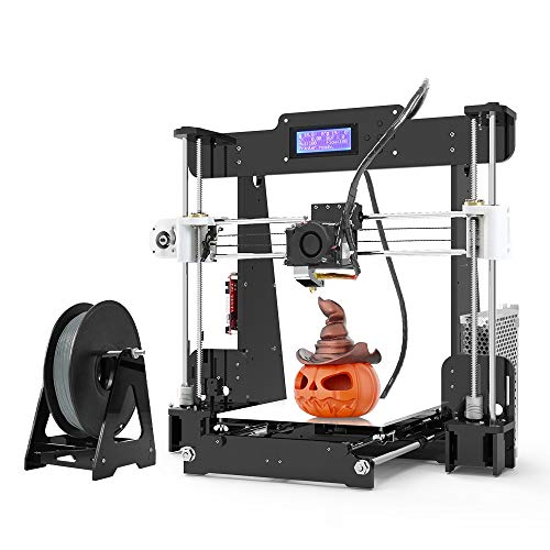 Anet A8 3D Desktop Acrylic LCD Screen Printer Prusa i3 DIY High Accuracy Self Assembly with Heatbed