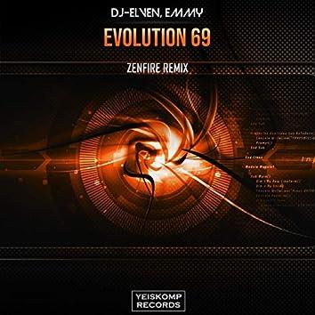 Evolution 69 (Zenfire Remix)