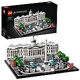 LEGO-Architecture Trafalgar Square 12 Ans et Plus, Jeu à Construire, 1197 Pièces 21045