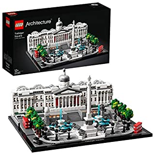 LEGO 21045 Architecture Trafalgar Square Building Set with London Landmark National Gallery Collectible Model (B07KTK9B3Z) | Amazon price tracker / tracking, Amazon price history charts, Amazon price watches, Amazon price drop alerts