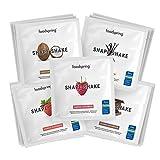 foodspring Shape Shake, 15er Probierpaket (15x30g), Drink für dein Figur-Training, Von führenden Ernährungsexperten entwickelt und in Deutschland hergestellt