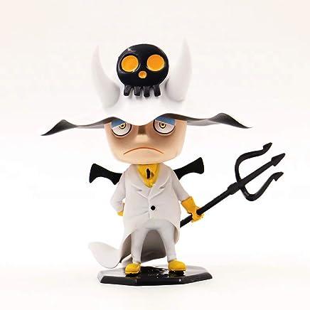 アニメワンピースモデル、ワーデンハンニバル、子供用おもちゃコレクション像、卓上装飾玩具像玩具モデルPVC(10cm) JSFQ