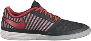 Men's Lunargato II IC Soccer Shoes (Anthracite/Ember Glow)