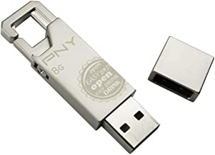 PNY 8GB Bottle Opener 2.0 USB Flash Drive