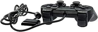 Controle Dual Shock - PS2 Dazz com Fio Preto