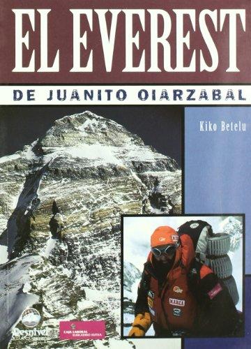 Everest de juanito oiarzabal, el
