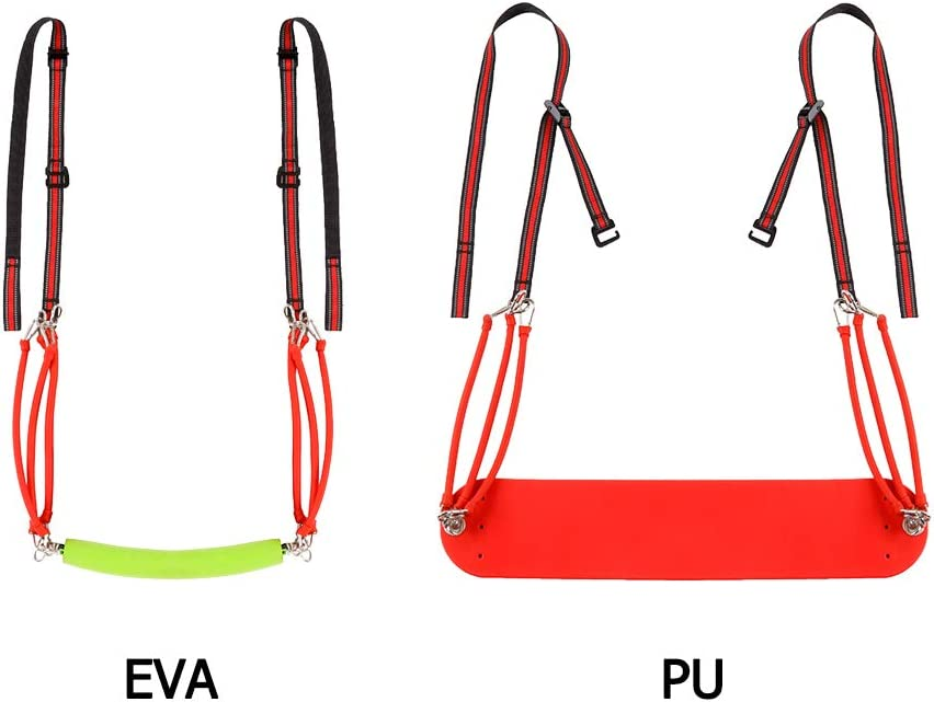 EVA pnxq88 Resistance Band Gym Equipment pe Fitness Exercise Pull Up Single Bar Assistant Home Trainer Elastic Strengthener Horizontal Arm