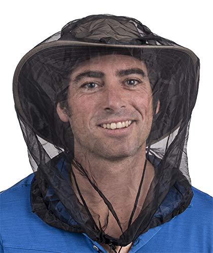 Sea to Summit Ultra-Mesh Mosquito Head Net for Midges, No See-ums and Small Insects