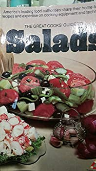 The Great Cooks' Guide to Salads 0394734238 Book Cover