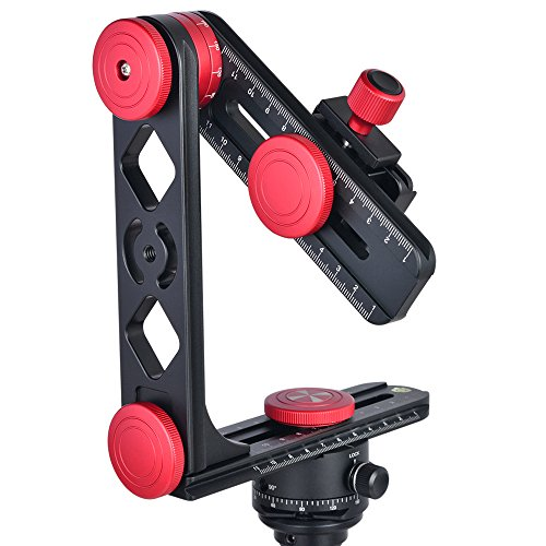 Morjava PH-720A Panoramic Ball Head Kit 720 Degree for All DSLR Camera