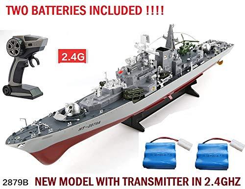 Nuevo Barco radio control Navío buque de guerra destructor Sovremenny 956A...