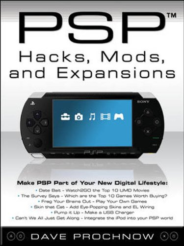 PSP Hacks, Mods, and Expansions (English Edition)