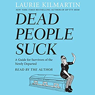 Dead People Suck audiobook cover art