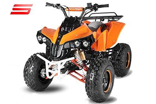 125cc Quad Kinderquad ATV Warrior 3G8 Halbautomatik mit Rückwärtsgang