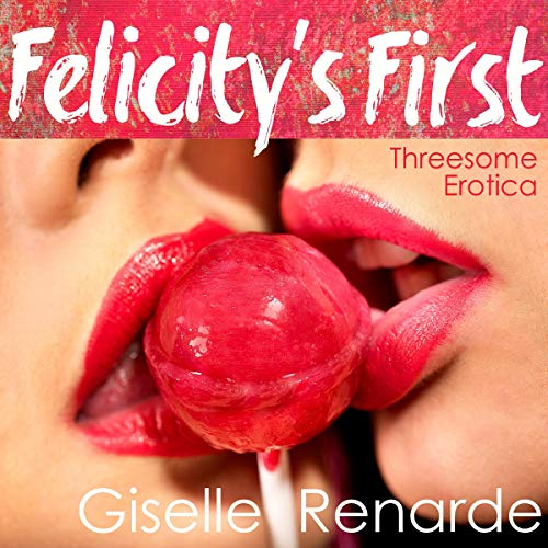 Felicity's First audiobook cover art