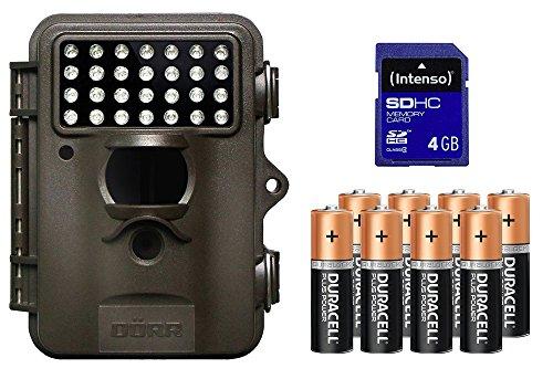 Wildkamera Sparset DÖRR Snapshot Limited 5.0 S MP Fotofalle