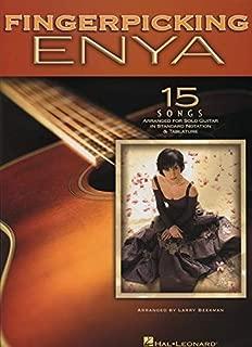 Fingerpicking Enya: 15 Songs Arranged for Solo Guitar in Standard Notation & Tab