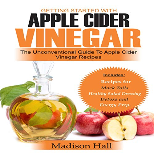 Getting Started with Apple Cider Vinegar audiobook cover art