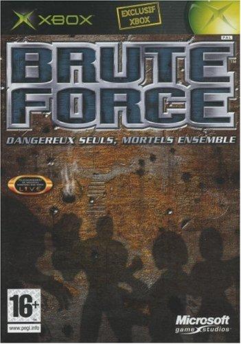 Brute force - XBOX - PAL [Importación Inglesa]