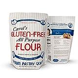 Carol's Gluten Free Flour All Purpose 1 to 1 for Bread...