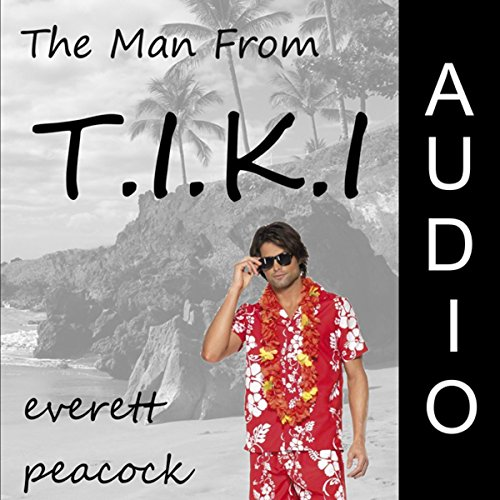 The Man From T.I.K.I. audiobook cover art