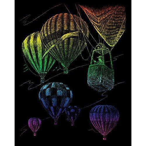 Royal & Langnickel RAIN23 Feuille multicolore 8\
