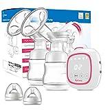 Best Electric Breastfeeding Pumps - Double Electric Breast Pump, Protable Dual Breastfeeding Milk Review