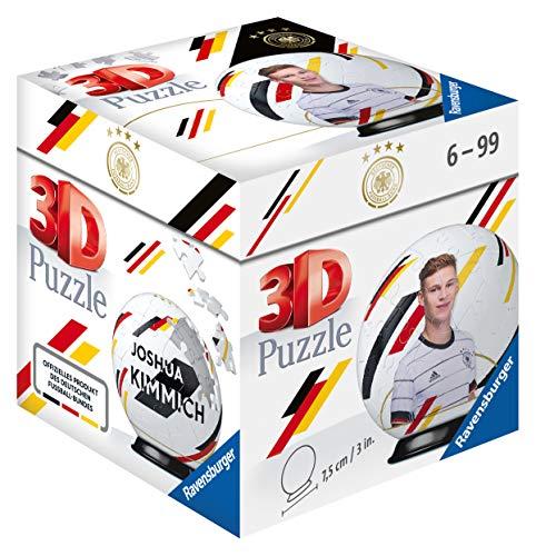 Ravensburger 3D Puzzle 11191 - DFB-Nationalspieler Joshua Kimmich- 54 Teile