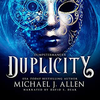 Duplicity (An Urban Fantasy Action Adventure) audiobook cover art